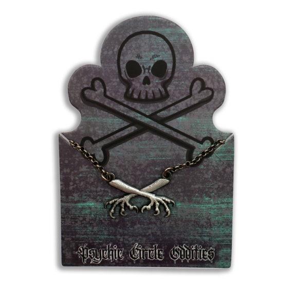 Friend of the dead - pendant necklace!