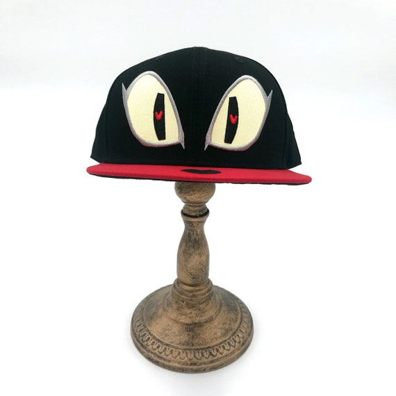 Kitty kat gaming ITS ALIVE hat! Mouth and eyes!