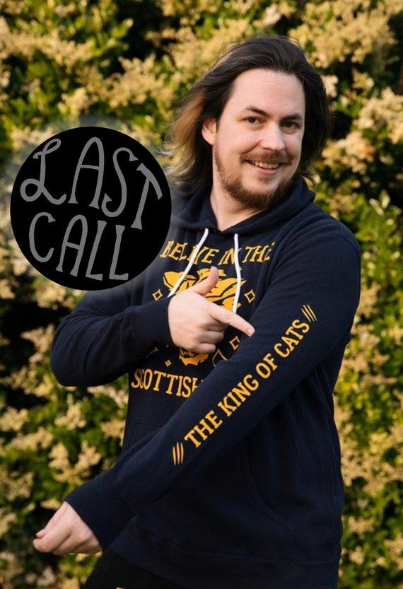 Believe in scottish tigers- unisex charity hoodie