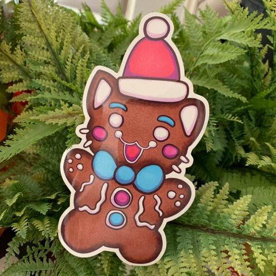 Kkg gingercat sticker! Huge!