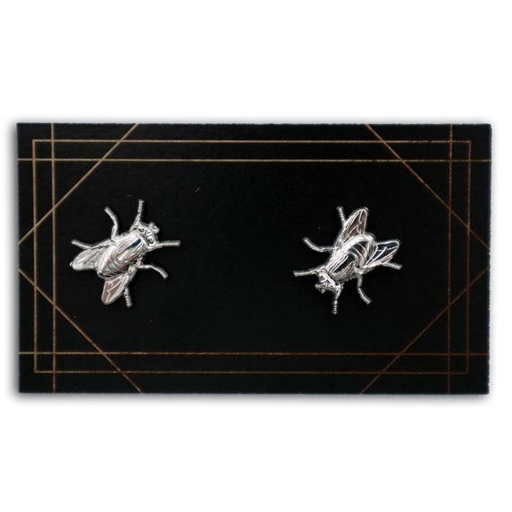 3D metal fly pin set!