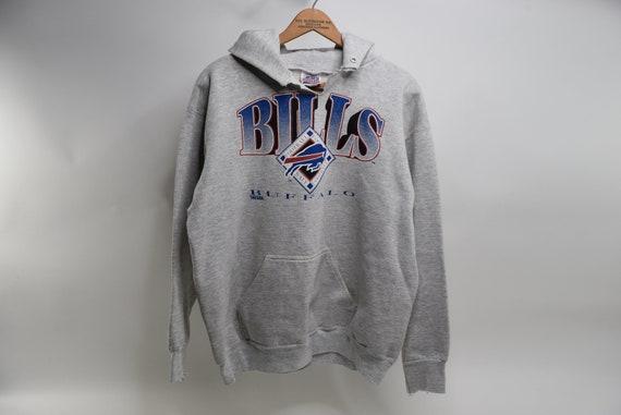 Hardcore Vintage 90's Buffalo Bills Football Hoodi