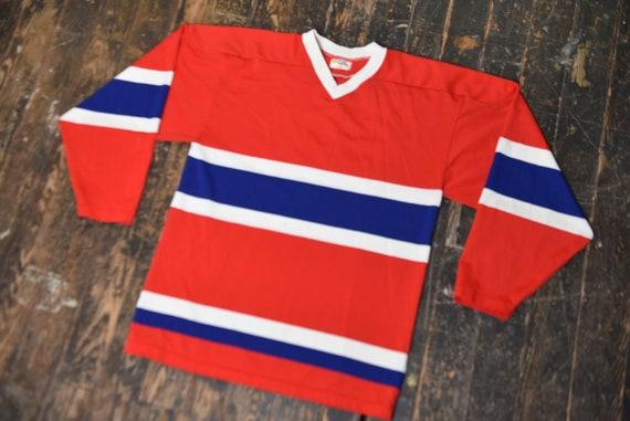 Stupid Hard Vintage 70's Montreal Canadians Blank