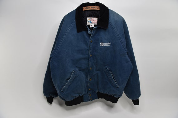 Crazy Cool Vintage 90's Blue Duck Canvas Carhartt