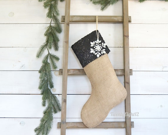 Burlap Christmas Stockings.Burlap Christmas Stockings Stockings Personalized Christmas Stockings Set Of 5 Stockings Farmhouse Stockings Modern Stockings Stocking