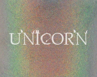 Unicorn/Helhest shimmer nail polish 15 mL (.5 oz) from the Summer Court/Winter Court Collection