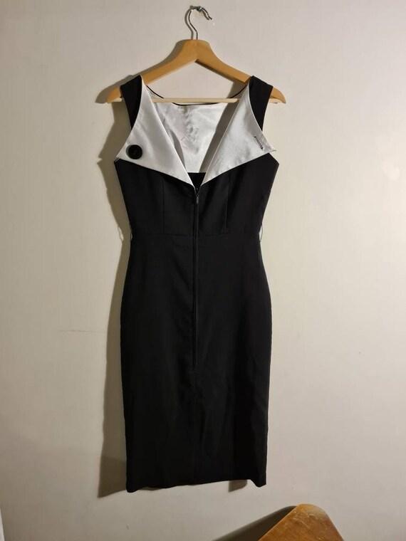 50s inspired wiggle dress - image 2