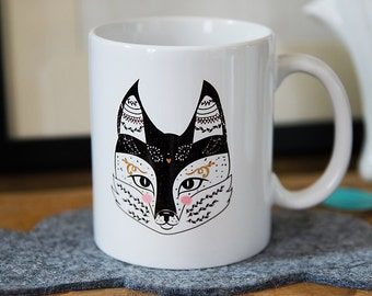 Miss Fox Mug