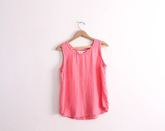 97780373db44c Pink Lemonade Silk Tank Top