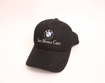 BMW Logo 90s Baseball Cap b3a01609755