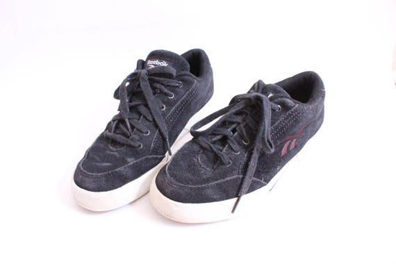 Classic Suede Reebok Sneakers - image 1