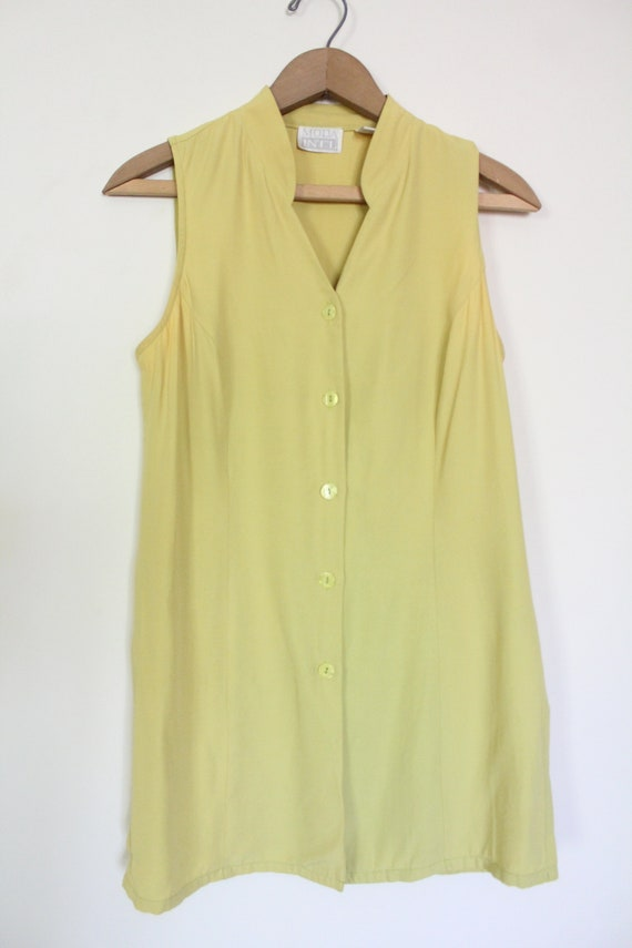 Chartreuse Luxe 90s Matching Set - image 5