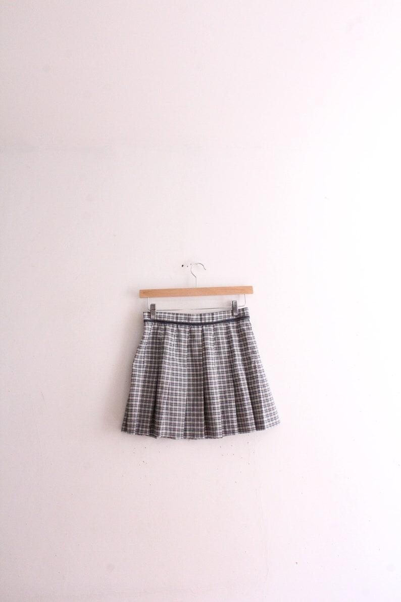 7e642d971 Grey Pleated Schoolgirl Skirt – DACC