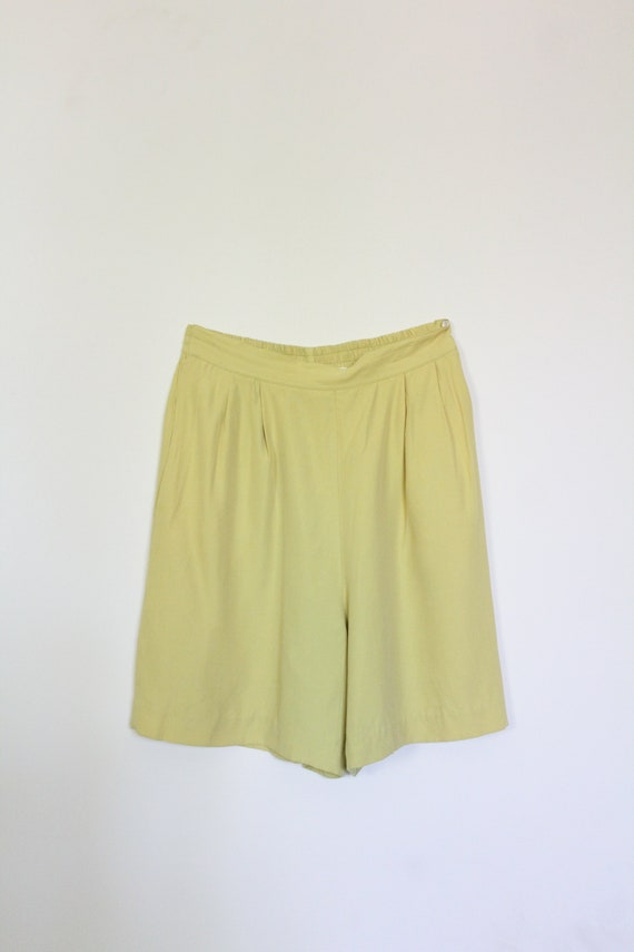 Chartreuse Luxe 90s Matching Set - image 7