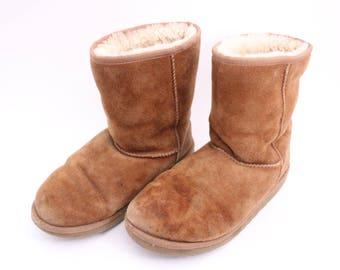 Classic Tan Short UGG Boots