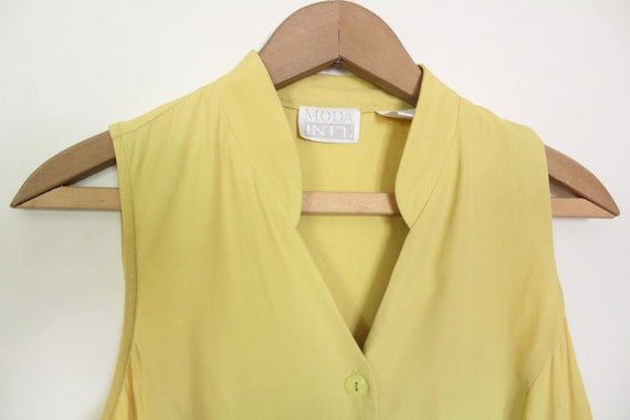 Chartreuse Luxe 90s Matching Set - image 6