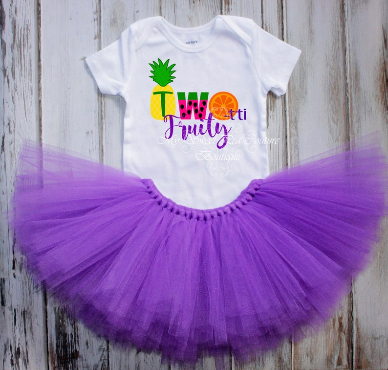 Twotti Fruity Second Birthday Outfit Fruity Birthday Second Birthday Outfit Twotti Fruitti Birthday Fruity 2nd Birthday Twotti Fruity