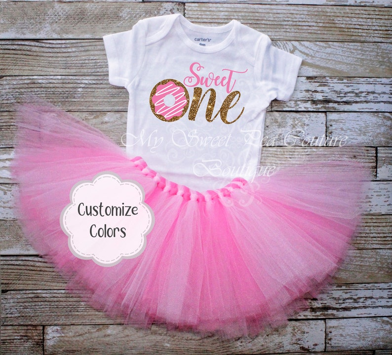 First Birthday Outfit Donut Grow Up Sweet One 1st Birthday Cake Smash Outfit Donut First Birthday One Sweet One Donut First Birthday Outfit