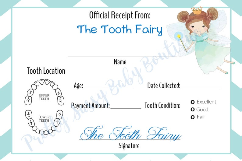 photo relating to Tooth Fairy Letter Printable identify Enamel Fairy Receipt * Electronic Enamel Fairy Letter * Printable Teeth Fairy Take note * Quick Down load Enamel Fairy Teeth Receipt *