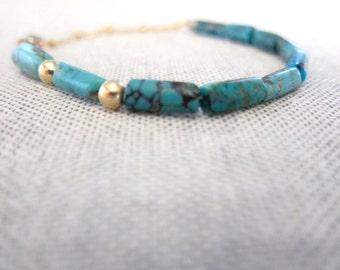 Turquoise Jewelry,Turquoise Bracelet Gold,Turquoise Braclet,Gold Turquoise Bracelet,Raw Stone Bracelet,Turquoise Boho,Gold Turquoise Braclet