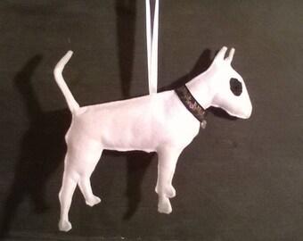 English Bull Terrier Decoration