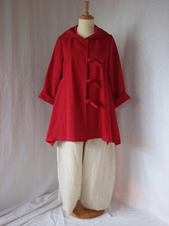 Lagenlook Schnittmuster für Shirt-Jacke | Etsy