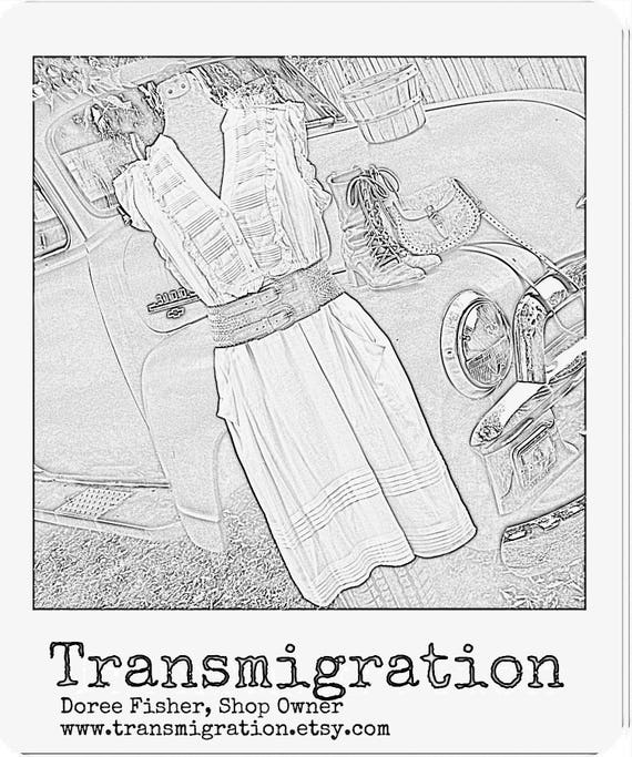 Vintage Maxi Skirt - Vintage Indian Maxi Skirt - … - image 8