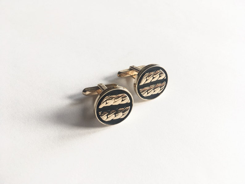 Mid Century Men/'s Fashion Vintage Men/'s Jewelry 1950s Cuff Links 1950s Fashion Vintage 1950s Cufflinks Vintage Cuff Links
