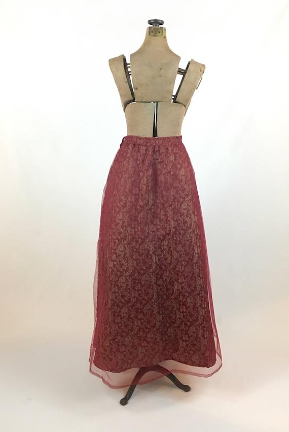 Vintage Maxi Skirt - Vintage Indian Maxi Skirt - … - image 4