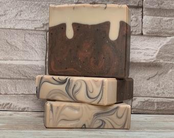 Corner Coffee Shop Soap