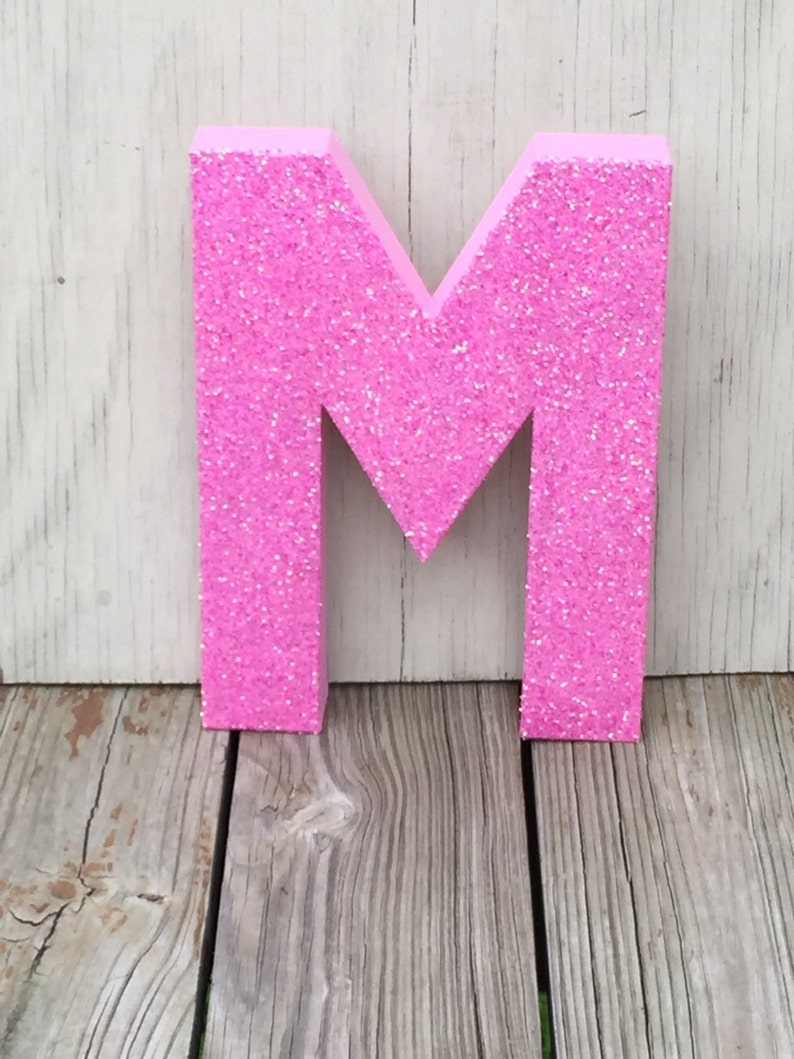 Wedding Reception Decor Decorative Silver Glitter 12 Stand Up Wall Letters Photo Prop Birthday Decoration Engagement
