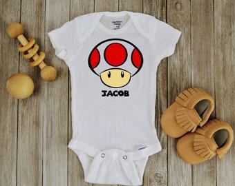 M393 Toad Ya So Funny Baby Onesie Shirt Newborn For Baby Boy Girl Animal Pun Shirt Baby Frog Shirt Bodysuit Cute Baby Shower Gifts