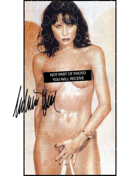 Melania Trump Signed Sexy Hot Nude 8X10 Photo Picture -5575