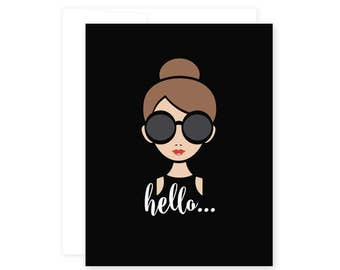 Hello // Audrey