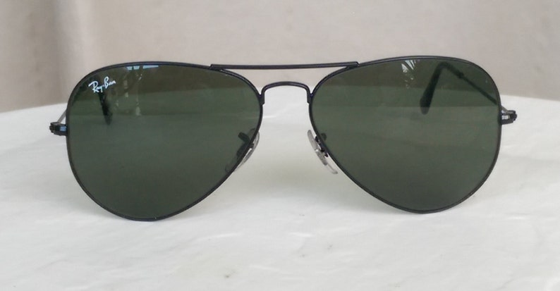 Vintage Italy Ban SunglassesMade Ray In Frame Black kn0wPO