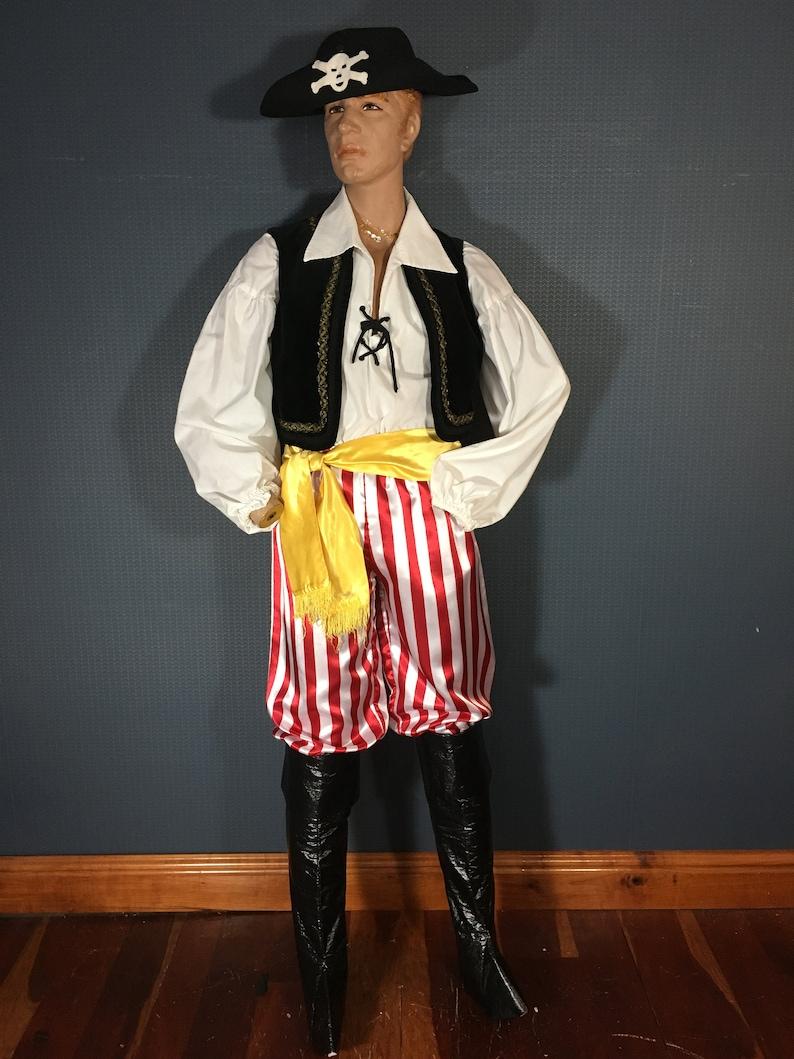 Classic Pirate Costume