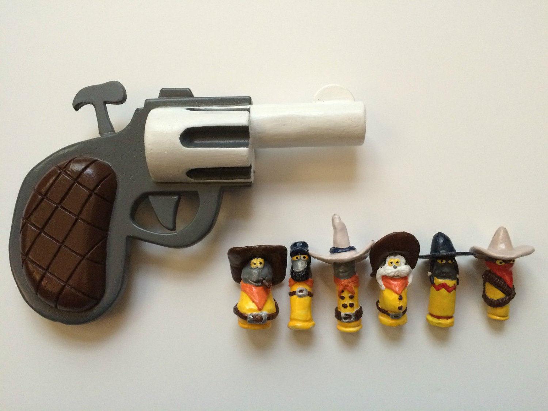 Falsches Spiel mit Roger Rabbit Bemalte Toon Pistole und Dum | Etsy