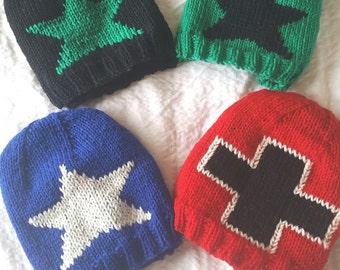 Custom Roller Derby Jammer Hat
