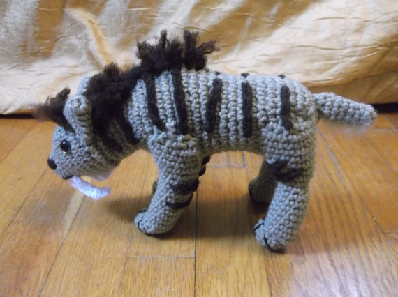 Häkelanleitung Machli the Tiger crochet amigurumi tiger | Etsy | 426x570