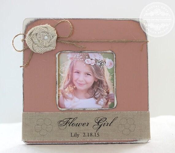 Best Wedding Gift For Girl: Thank You Gift Flower Girl Ring Bearer Wedding Party