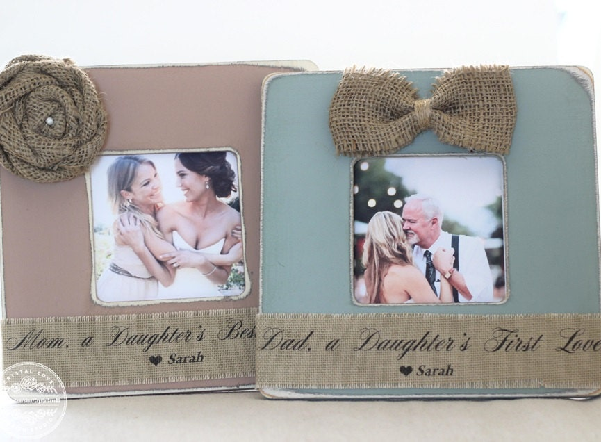 Personalized Wedding Gifts For Parents: Wedding Gifts For Parents Thank You Gift Personalized