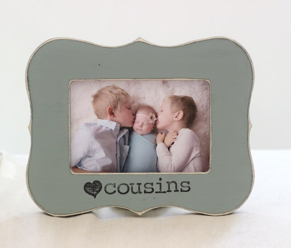 Cousins Frame Personalized Cousins Friends Frame Sisters Frame Gift