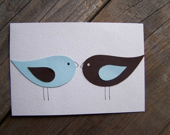 Bird Notecard