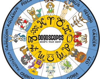 Dogoscopes: Woof's Your Sign?