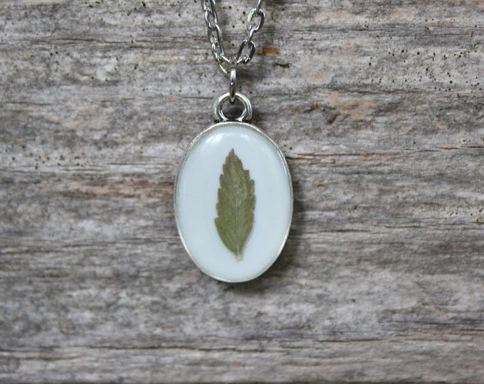 Dainty Fern Necklace