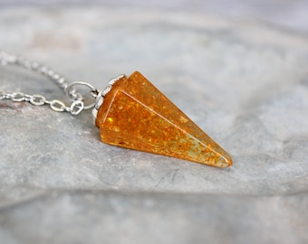 Arrow top Sunflower Pendulum