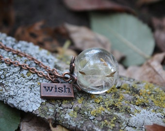 Copper Wish Necklace