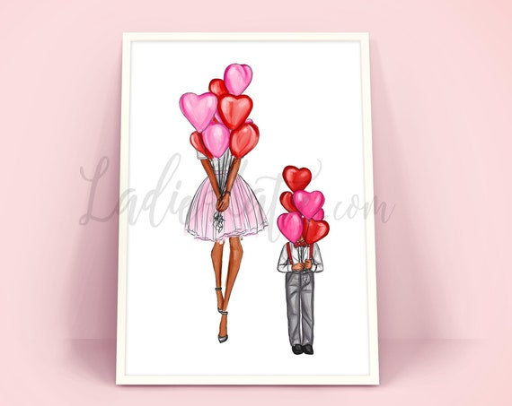 valentines day, boy mom, galentine's day, mommy and me, girly art print, mom art, boys room, gifts for mom, mother son art, girl mom