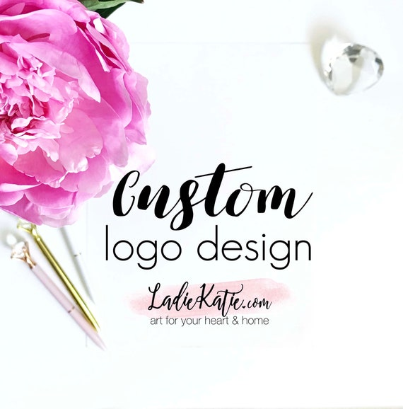 Custom Logo, Business Card Design, Shop Header, logo design, branding, logo, business card, blog header, logo package, business logo