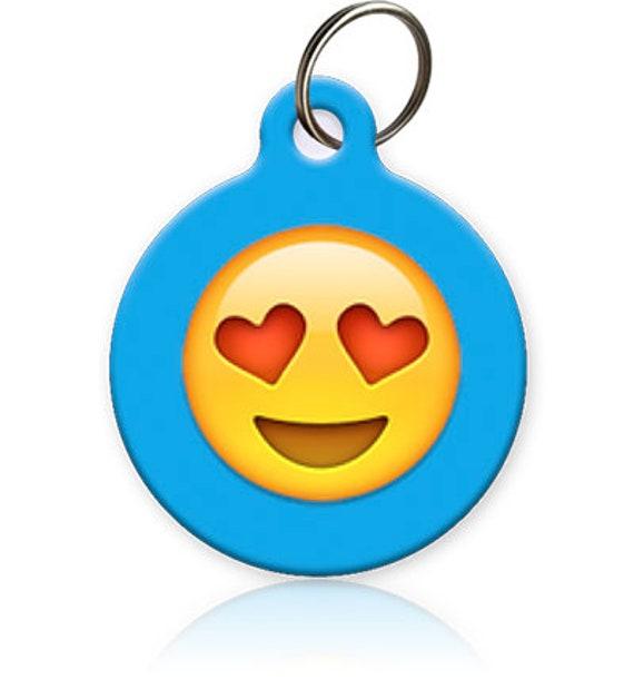 Emoji - étiquettes d'identification pour animaux